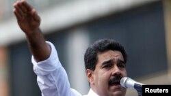 Վենեսուելայի նախագահ Նիկոլաս Մադուրո
