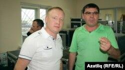 Илназ Баһ һәм Зөфәр Билалов