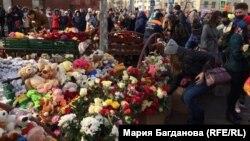 Кемеродово кырсыктын курмандыктарын эскеришүүдө, 25.03.2018
