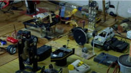 Kosovo: A student from Kamenica, creates equipment from recyclable materials