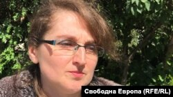 Емилия Славова, преподавател в Софийския университет и един от авторите на Отвореното писмо