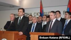 Predstavnici opozicionih stranaka u RS-u