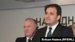 Vukota Govedarica (desno): Vlada RS-a nije položila ispit