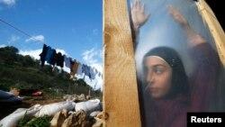 Sirijska djevojčica u izbjegličkom kampu kod Bejruta, 2015.