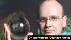 Британский инженер и футуролог Ян Пирсон.