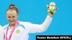 Жасөспірімдер арасындағы әлем чемпионы Татьяна Капустина