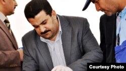 وزير حقوق الانسان العراقي محمد شياع السوداني