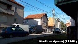 Shtëpia ku ndodhi vrasja e shumëfishtë në Gjilan.