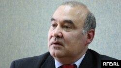 Victor Stepaniuc la Europa Liberă, mai 2010