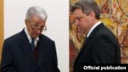 Киро Глигоров и Ѓорге Иванов