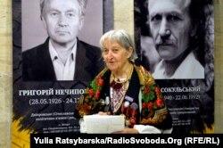 Письменниця Марія Зосіменко-Бонацька, засуджена за зв'язок з УПА