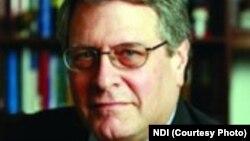 NDI's Kenneth Wollack