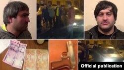 Ոստիկանությունը ապօրինի զենք պահելու, կրելու, ինչպես նաև՝ թմրանյութ պահելու կասկածանքով երկու երիտասարդների է ձերբակալել