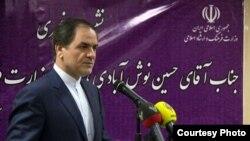 حسین نوشآبادی، سخنگوی وزارت ارشاد ایران