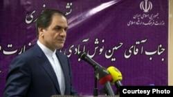 حسین نوشآبادی، معاون پارلمانی و سخنگوی وزارت فرهنگ و ارشاد اسلامی