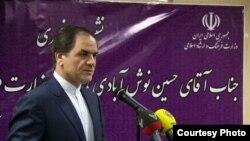 حسین نوشآبادی
