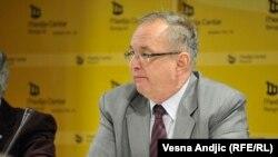 Milan Dilparić na konferenciji, foto: Vesna Anđić
