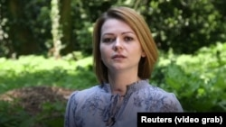 "Yulia Skripal said in a video last week that her recovery had been ""slow and extremely painful."""