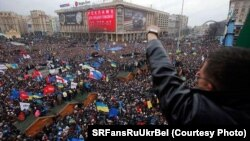 Kiev, 1 dhjetor 2013.