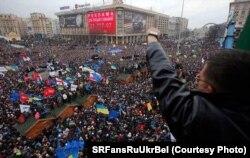 Народнае веча ў Кіеве, 1 сьнежня 2013.