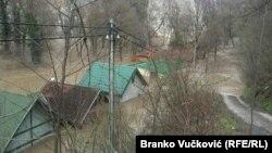 Ovčar Banja kod Čačka prošle nedelje, ilustrativna fotografija