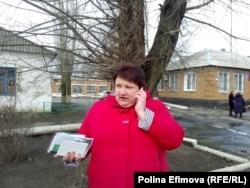 Светлана Мирошниченко, жительница хутора