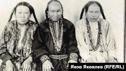 Косатые богатыри начало ХХ века