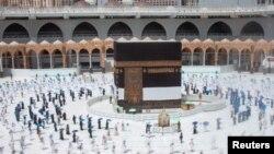 Мека, Саудиска Арабија