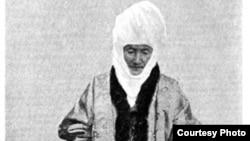 Курманжан Датка.