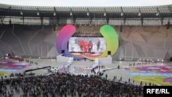 Церемонія відкриття Весвітніх ігор у Вроцлаві