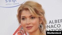Өзбекстан президенті Ислам Каримовтың үлкен қызы Гүлнара Каримова.