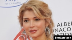 Gulnara Karimova was once seen as a potential successor to her father, Islam Karimov, the late president of Uzbekistan who died in 2016. (file photo)