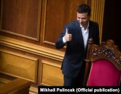А в 2019-му її взяв на озброєння вже новий глава держави Володимир Зеленський та «нові обличчя» у владі