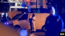 Рейды полиции в Брюсселе после терактов в Париже