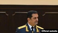 Абдулло Навҷувонов, сардори раёсати ВКД дар Суғд.