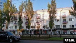 Улица в Донецке