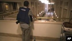 С момента начала противостояния в Ливии там погибло много журналистов