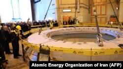 Ядерний реактор в Араці, що на південь від Тегерану, залишиться без нагляду західних фахівців