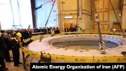 Дослідницький реактор у місті Арак, який був виведений з експлуатації за умовами угоди 2015 року