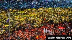 Rumıniyada etirazlar, fevral, 2017-ci il