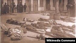 1918-ci ildə Bakıda ermənilərin törətdiyi soyqırımın nəticələri