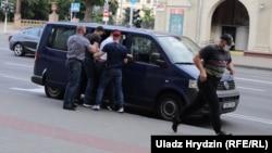 Задержания в Минске, 20 июня 2020 года