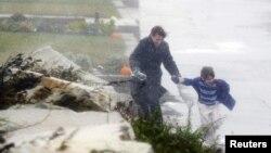 Ураган в США. Иллюстративное фото.