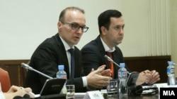 Антонио Милошоски.