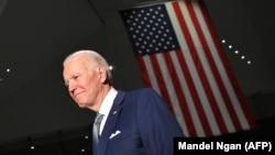 Ish-nënpresidenti amerikan, Joe Biden.