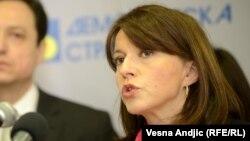 Vučković: Za Demokratsku stranku je važno da očuva identitet