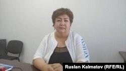 Дамира Алимжанова.
