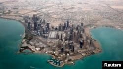 Дипломатические кварталы в Дохе