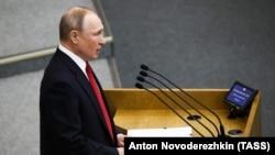 Володимир Путін допустив «обнулення» своїх президентських термінів