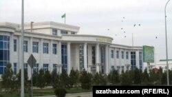 Saglyk merkezi, Türkmenistan